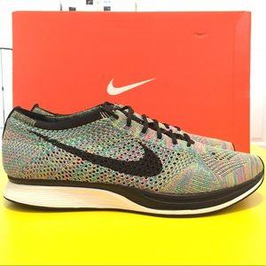 Men's Nike Flyknit Racer Multicolor 3.0